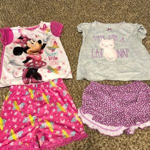 Pajama Sets 5$ for both